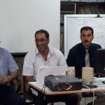 د. علي زياك و د. اسامة العبد الله و م. حسن ال رشي