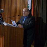 المدير العام لهيئة البحوث العلمية الزراعية،د.حسين الزعبي