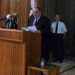 السيد وزير الزراعة والإصلاح الزراعي،المهندس أحمد فاتح القادري