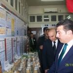 زيارة السيد وزير التجارة الداخلية وحماية المستهلك