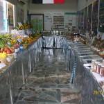 جناح الهيئة العامة للبحوث العلمية الزراعية في المعرض