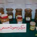 منتجات تجارب بحثية(بستنة-محاصيل-أغذية)