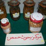 منتجات تجارب بحثية(بستنة-محاصيل)
