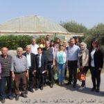 صورة جماعية للمشاركين