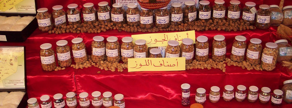 Agricultural Exhibition 2011-nuts